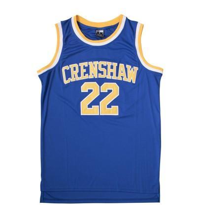 MOLPE Quincy McCall Crenshaw Basketball