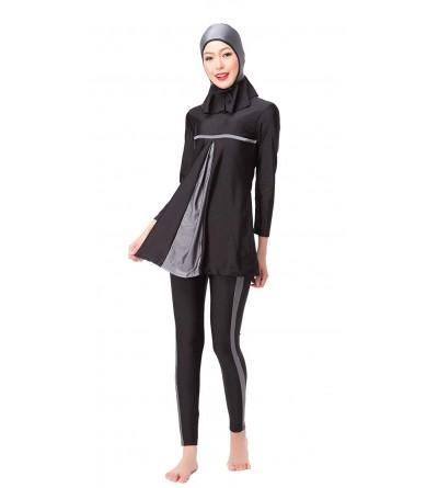 CaptainSwim Womens Islamic Burkini Swimwear