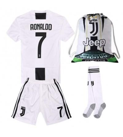 Ronaldo Juventus Season Soccer Drawstring