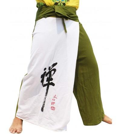 RaanPahMuang Thick Cotton Symbol Samurai