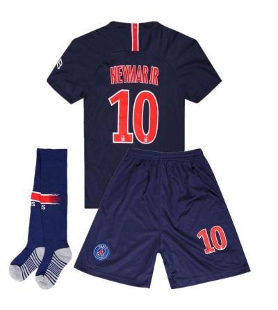 Saint Germain 2018 2019 Neymar Soccer Jersey
