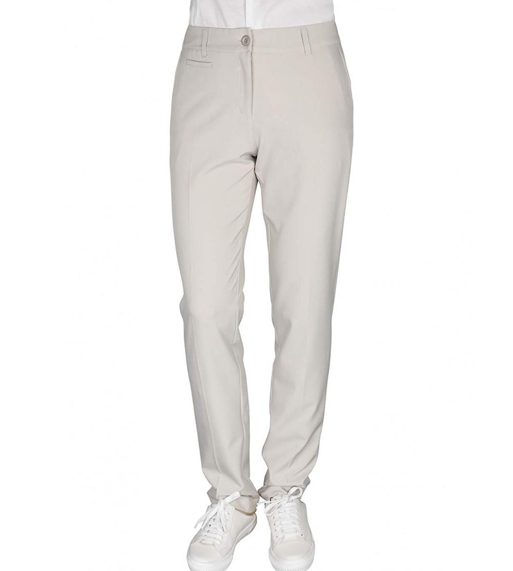 Bakery Stretch Straight Lightweight Breathable