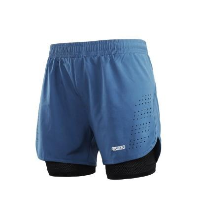 ARSUXEO Active Training Running Shorts