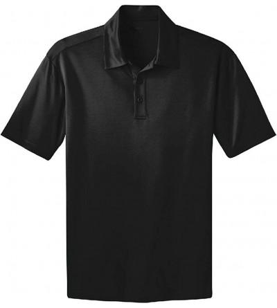 Joes USA Moisture Wicking Shirt Black 4XLT