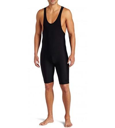 Freebily Modified Wrestling Bodysuit Underwear
