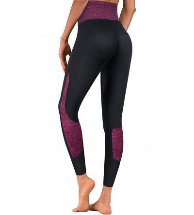 TrainingGirl Slimming Neoprene Workout Leggings