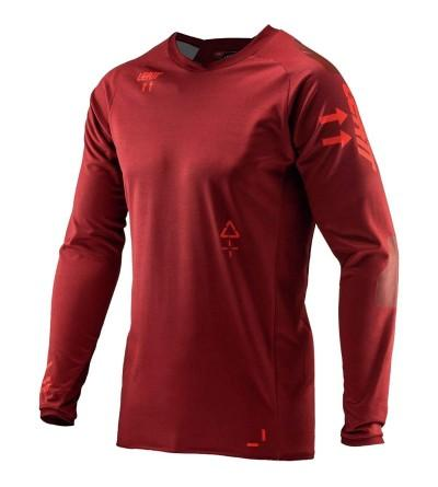 Leatt All Mountain Off Road Cycling Jersey