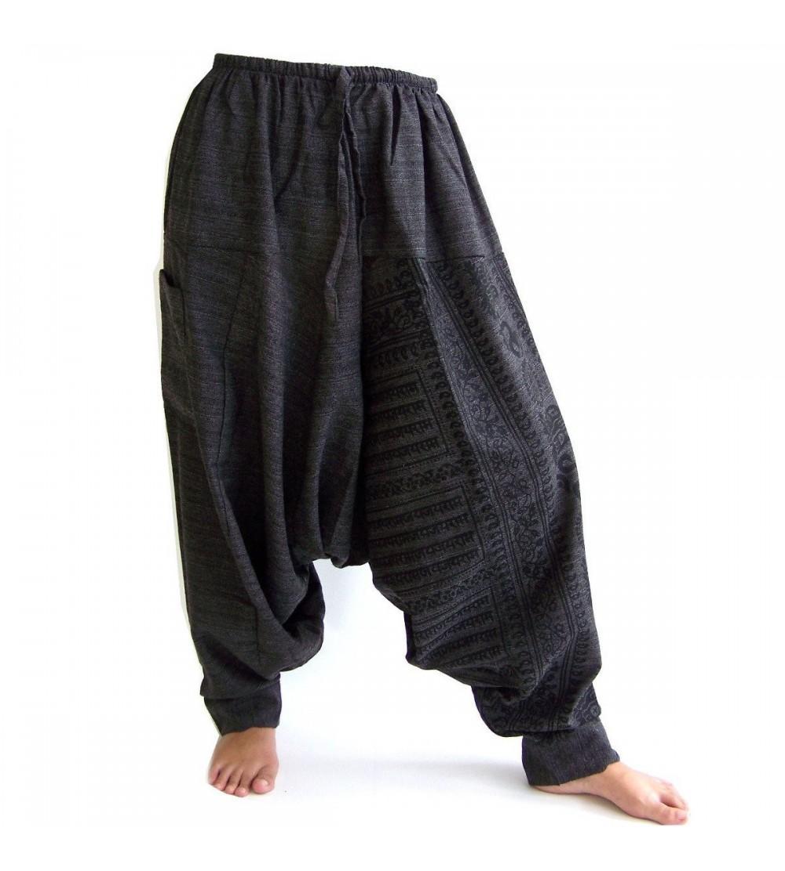 Siamrose Harem Pants Women Aladdin