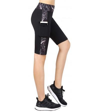 Zinmore Workout Running Leggings Pockets