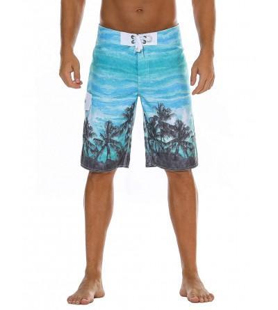 Nonwe Mens Striped Quick Beachwear