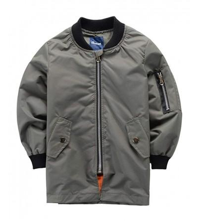 M2C Front Windproof Bomber Jackets