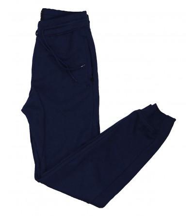 Narrows Drawstring Zippered Designer Sweatpants