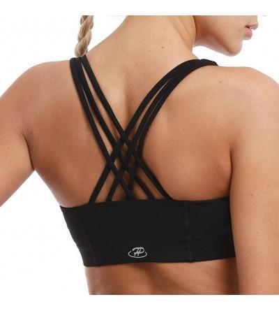 Hopgo Womens Sports Strappy Workout