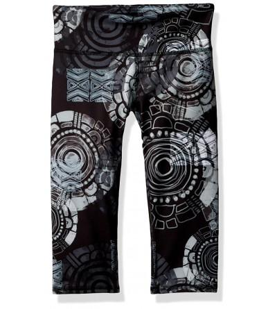 Gaiam Girls Tribal Medallion Capri