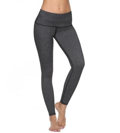 YIVEKO Control Workout Pocket Leggings
