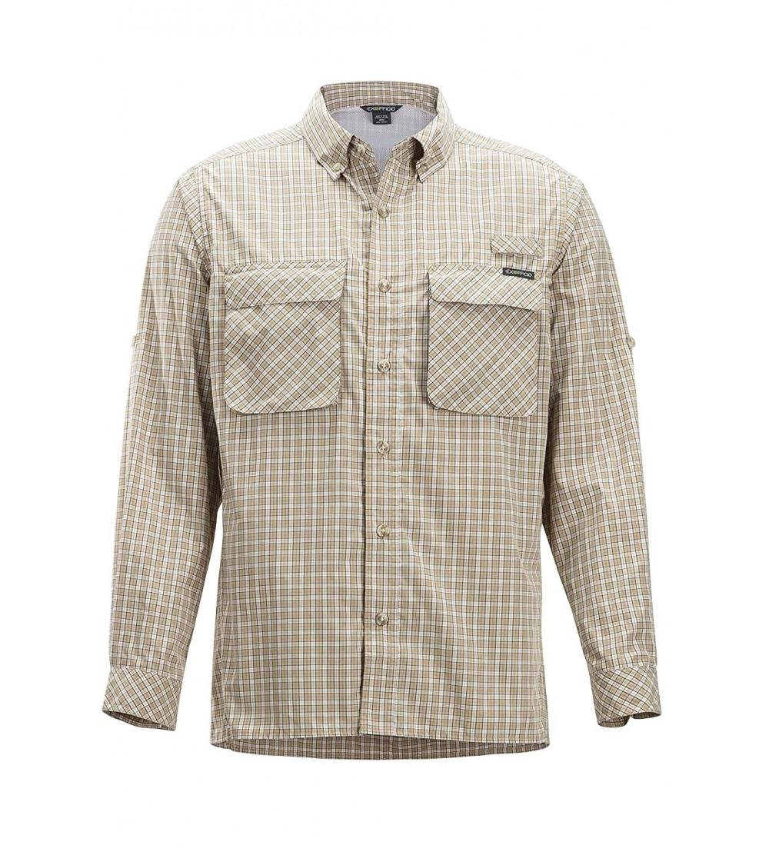 ExOfficio Strip Check Plaidbutton Shirts