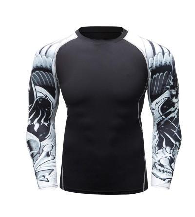 Fanii Quare Compression Fitness Shirt