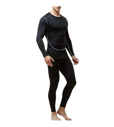 Thermal Underwear Layers Winter Compression