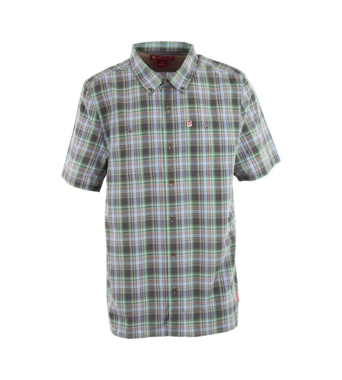 Browning Fulton Shirt Cerulean XX Large