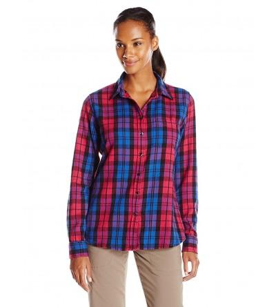 Mountain Khakis Womens Penny Plaid