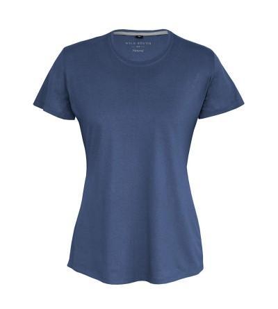 Wild South T Shirt Natural Lightweight