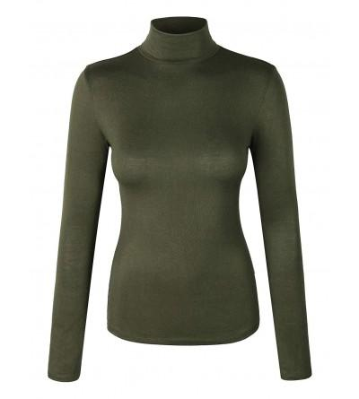 makeitmint Womens Casual Turtle YIL0023 OLIVE MED