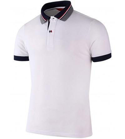 BCPOLO Shirt Pique Sleeves Performance