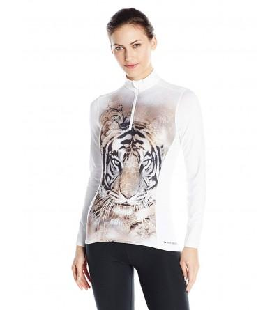 Hot Chillys Womens Print T Neck