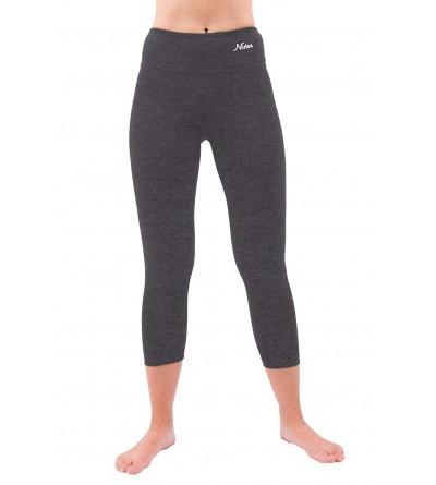 NIRLON Cropped Leggings Athletic Running