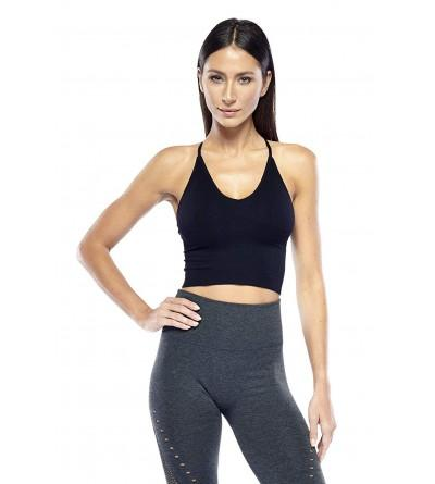 Electric Yoga V Neck Sports Bra