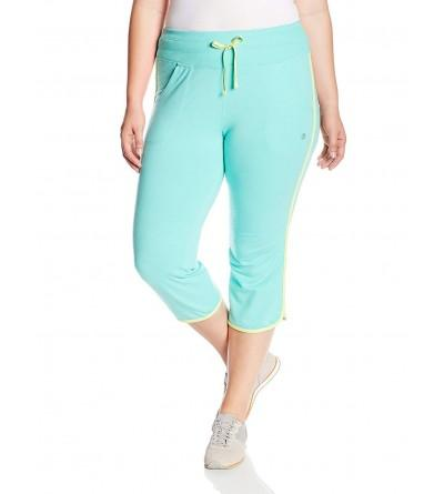 Rainbeau Plus Womens Olivia Capri