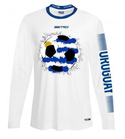 Astro World Uruguay Sleeve Soccer