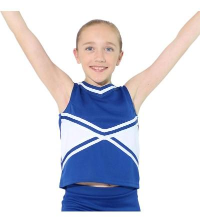 Danzcue 2 Color Sweetheart Cheerleaders Uniform