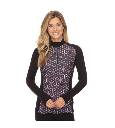 Hot Chillys Womens Print Scoop