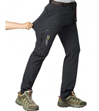 Outdoor Convertible Camping Fishing Trousers