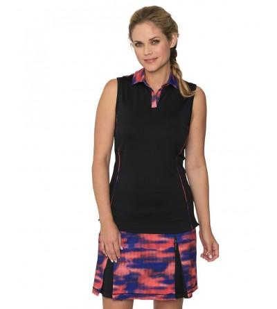 Chase54 Womens Queen Sleeveless Shirt