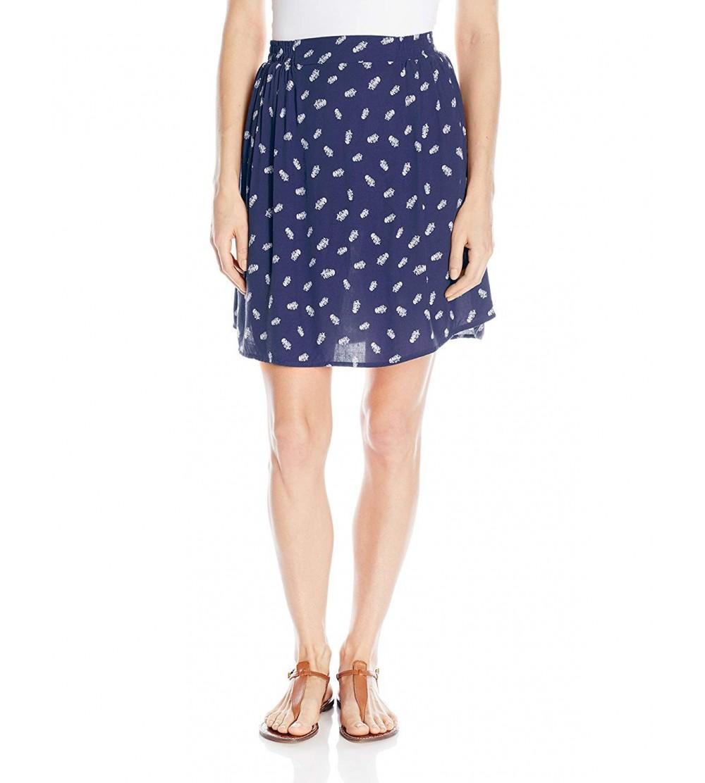 KAVU Womens South Beach Skirt
