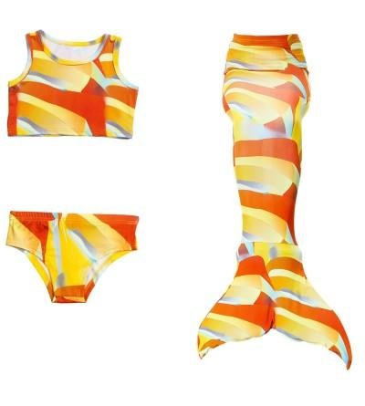 Lonchee Swimmable Princess Swimsuit Swimming