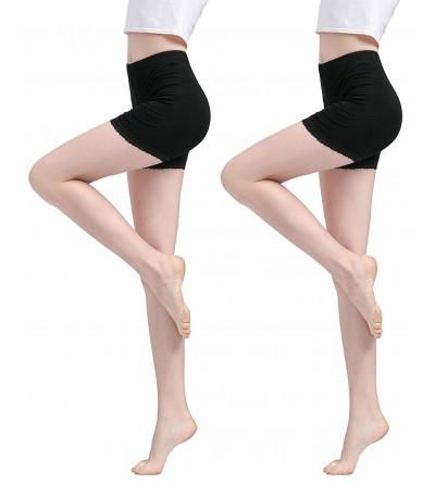 Vinconie Women Leggings Safety Shorts