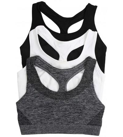 ToBeInStyle Womens Racerback Padded Sports