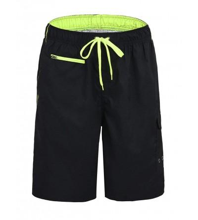 Nonwe Beachwear Trunks Zipper Pockets