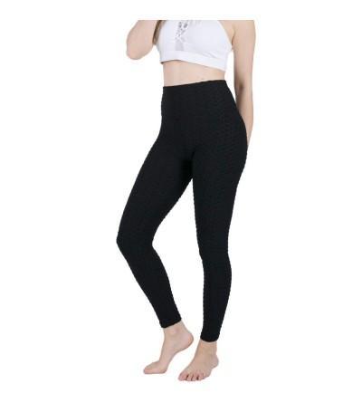 Weigou Leggings Waisted Fitness Stretchy