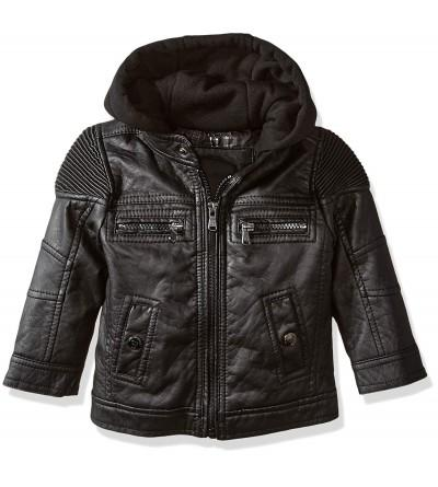 Urban Republic Boys Leather Jacket