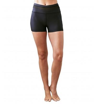Manduka 711368 P Womens Mesh Short