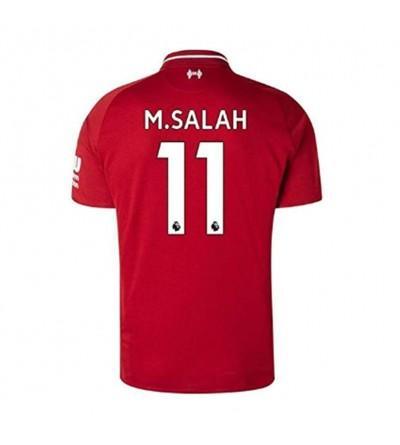 Season Liverpool Salah Soccer Jersey