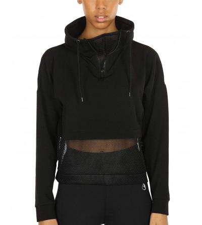 icyzone Workout Athletic Half Zip Pullover