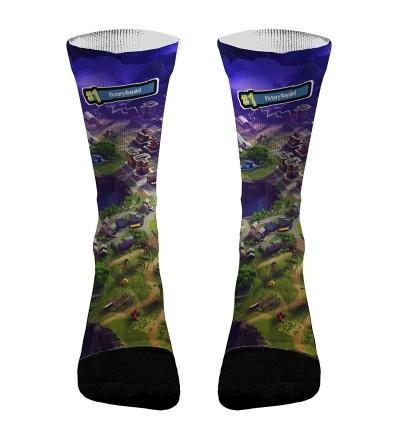 Fortnite Athletic Compression Dri Fit Socks