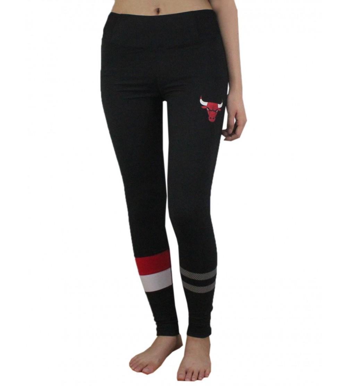 Womens CHI BULLS Athletic Leggings