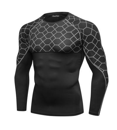 RoxZoom Baselayer Compression High Elastic Training