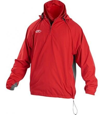 Rawlings Sporting Jacket Removable Sleeves